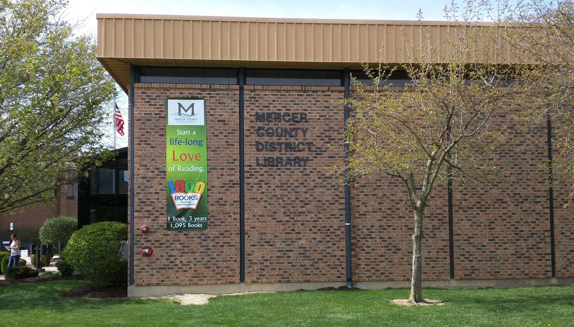 Celina Main Library | Mercer County District Library